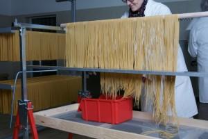 Produktion Spaghetti