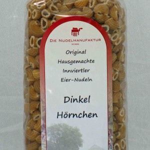 Dinkel Hörnchen