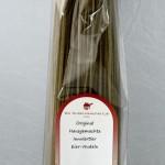 Knoblauch Basilikum spaghetti